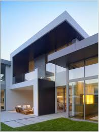 minimalist glasses house exterior design gallery outrial stairs