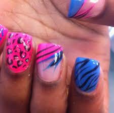 31 cheetah nail designs stylepics