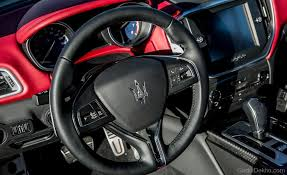 maserati steering wheel maserati ghibli steering wheel car pictures images gaddidekho com