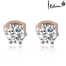 aliexpress buy brand tracyswing rings for women new sale brand tracyswing genuine austria gold color stud