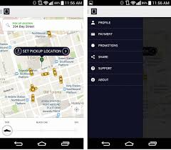 uber for android uber launches beta program for android users debuts new app