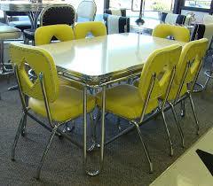 retro kitchen furniture cool retro dinettes