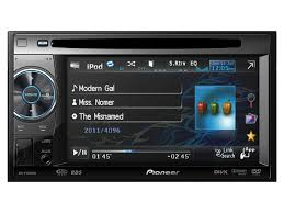 avh p1400dvd 2 din multimedia dvd receiver with 5 8
