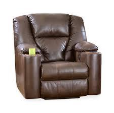 recliners u2013 leather rocker u0026 swivel u2013 hom furniture