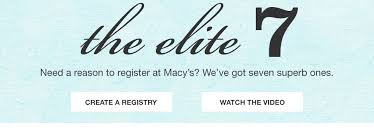 where can i register for my wedding wedding registry benefits macy s