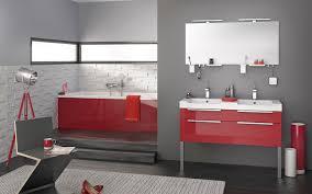 chambre gris et rouge carrelage rouge pour salle de bain imperfetto carreaux salle de