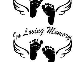 baby memorial etsy