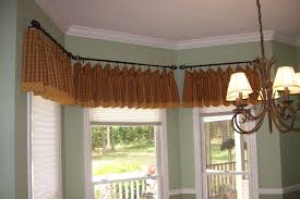 Window Curtains Rods Bay Window Curtain Rods Irepairhome Com