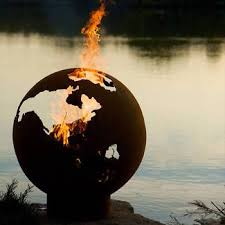 Fire Pit Globe by Fire Pit Bowl Gumtree Australia Free Local Classifieds