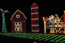 holiday festival of lights charleston best christmas cities holiday festival of lights james island