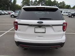 Ford Explorer 3 Rows - 2017 new ford explorer xlt fwd at landers ford serving little rock