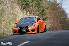 lexus rc f hre closer look at vip gt is f by aimgain cars pinterest
