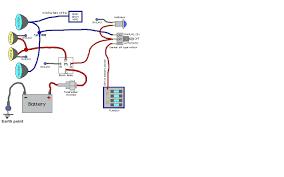 relay for fog lights wiring diagram choice image diagram design