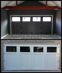 Garage French Doors - garage door conversion to french doors i14 about remodel beautiful