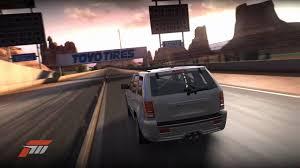 bugatti jeep forza 3 jeep vs bugatti youtube