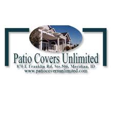 e unlimited home design patio covers unlimited meridian id us 83642