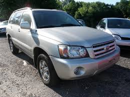 2002 toyota highlander parts 2004 toyota highlander quality used oem replacement parts east
