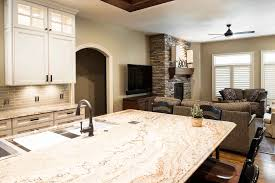 Old World Kitchen Designs by Marble And Wood Kitchen Design Tulsa