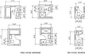 bathroom floorplans modern small bathroom floorplans on within floor plans pictures