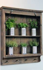hang plants in a window with a curtain rod do this pinterest