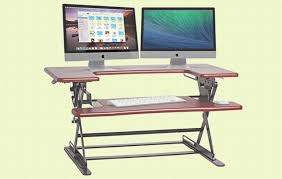 Computer Desk Posture Daily Deal Save Your Posture With This Discounted Standing Desk