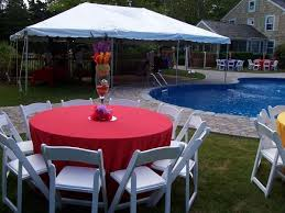 Table And Chair Rentals Long Island Mcburnie Tent Rental Gallery Long Island Party Rentals Long Island