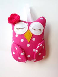 personalized owl christmas ornament christmas gift home decor on