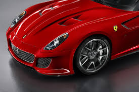 ferrari headlights new ferrari 599 gto maranello u0027s fastest ever road going model