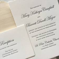 letterpress invitations simplicity letterpress wedding invitations cardinal and straw