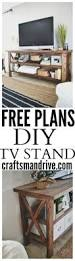 Diy Entry Table by 25 Best Rustic Tv Stands Ideas On Pinterest Tv Stand Decor