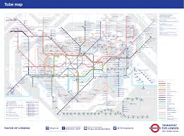 map underground transport for inside map of underground stations
