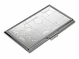 Card Holder Business Frank Lloyd Wright Business Card Holder Expertly Chosen Gifts
