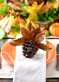 thanksgiving pine cone turkey craft she wears many hats