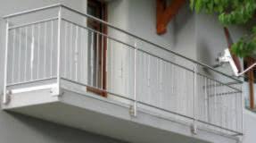 balkon edelstahlgel nder geländer edelstahlgeländer kaufen inox weber de