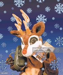 rudolph red nosed reindeer stock photos pictures getty