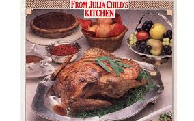 Julia Child S Kitchen by Julia Child U0027s Parade Thanksgiving Spreads From 1982 1985