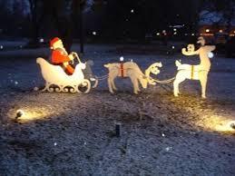 santa sleigh for sale christmas lawn decorations sale best 25 outdoor snowman ideas on