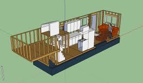Crafty Inspiration Ideas 13 Tiny House Plans On Gooseneck Trailer Tiny House Plans For A Gooseneck Trailer