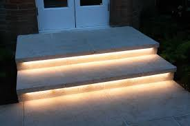 Outdoor Led Tape Light - truly innovative garden step lighting ideas garden lovers club
