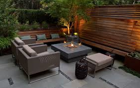Contemporary Firepit Modern Pit Coffee Table Ideas Pertaining To Brilliant House