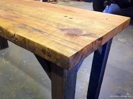 moravian workbench plans table diy idolza