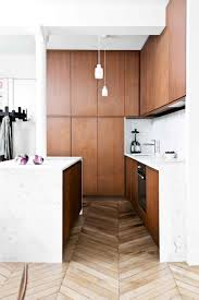 parisian kitchen design a family of six makes clever use of storage in a parisian