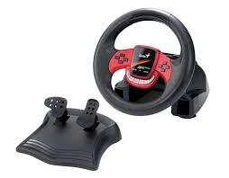 joystick volante genius twinwheel fx 31620020100 volante de redprecio