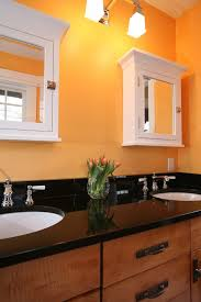 Bathroom Vanities Seattle Seattle Medicine Cabinets Bathroom Traditional With Wrought Iron