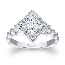 unique princess cut engagement rings 34 best princess cut engagement rings images on
