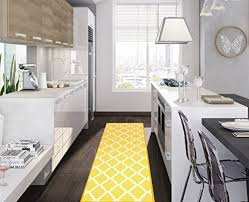 Damask Kitchen Rug Chef Gear Chain Damask Anti Fatigue Comfort Memory Foam Chef Mat
