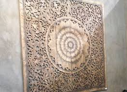 35 carved wood panel wall large thai carved wood wall