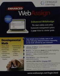 a pocket style manual by diana hacker pdf developmental math webassign a webassign 9781285857701 amazon