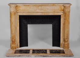 Yellow Fireplace Fireplace Mantels See All