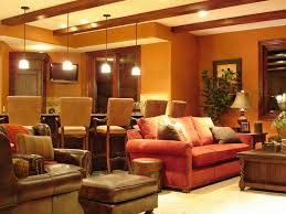 finished basement ideas for cozy additional living space amaza